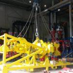 Top Drive til West Elara,  North Atlantic Drilling går ut etter å ha vært på lagring hos LOM AS.
