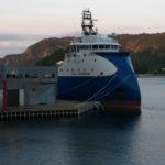 08.09.2015: Vakt og ettersyn på Sea Springer.